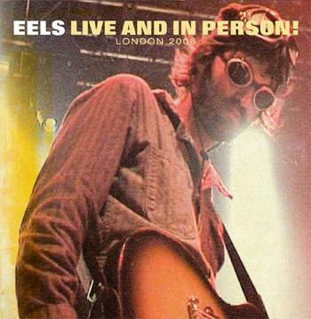 Eels live in London