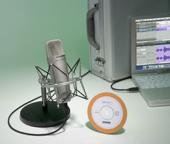 how to get a usb mic to sound better