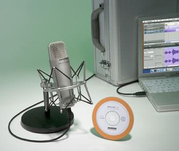 Samson C01U podcast pak