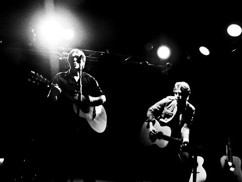 The 4 of Us, Cyprus Avenue, Cork, November 09. Photo by David Marshall.